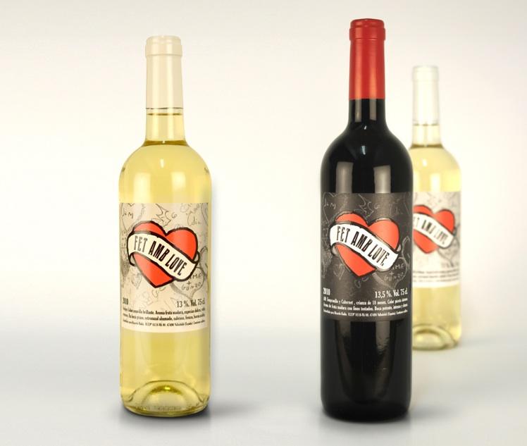 Imatge dels vins Fet amb Love