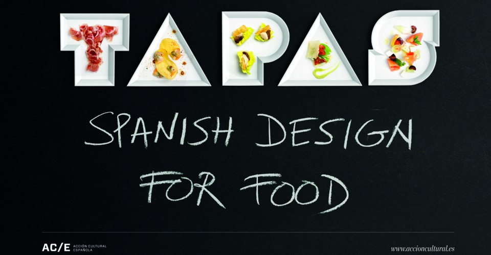 Tapas: Spanish design for food